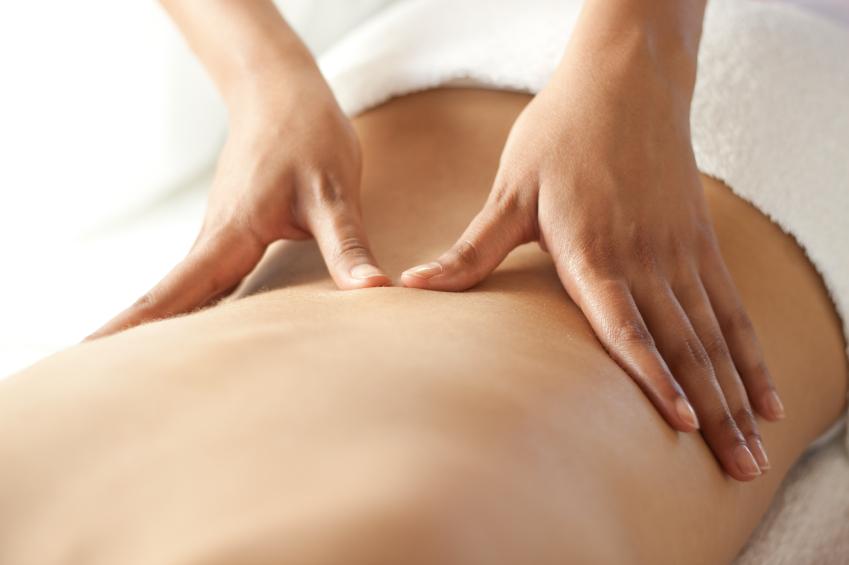 Massage katikati