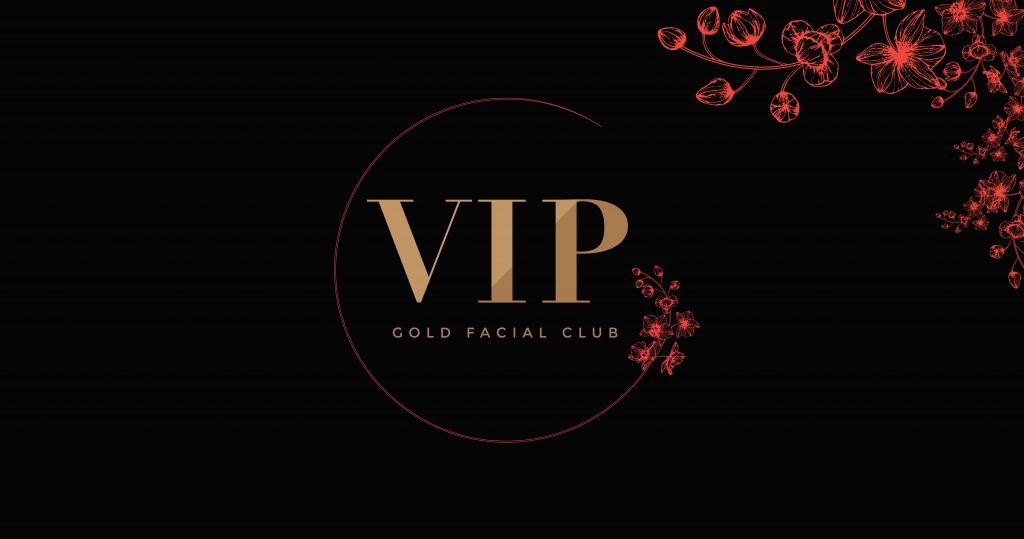 Dreamers Beauty Clinic Website VIP FACIAL CLUB Banner 2