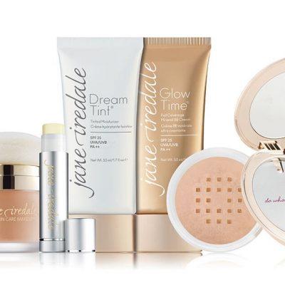 Jane Iredale makeup